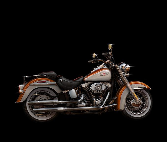 Harley-Davidson 2014 Softail Deluxe