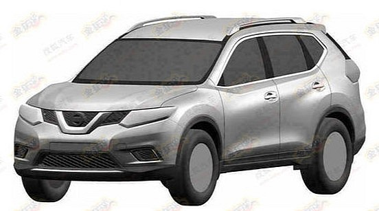 2014 nissan x trail from story this is the new nissan x trail revealed