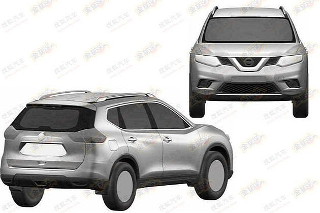 New Nissan X-Trail 2014