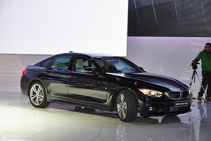 bmw 4 series gran coupe unveiled in geneva bmw 4 series forums. Black Bedroom Furniture Sets. Home Design Ideas