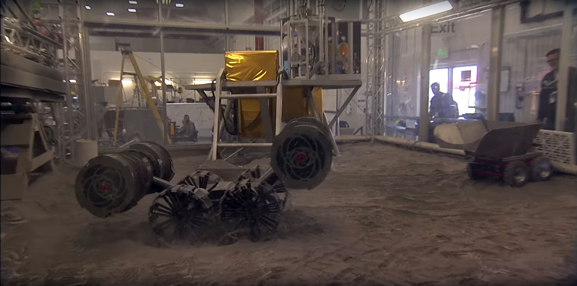 Meet Curiosity S Relative With A Hands On Approach The