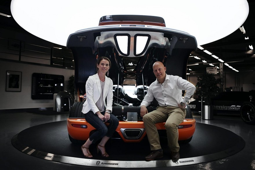 Meet Halldora Von Koenigsegg The Hypercar Wife