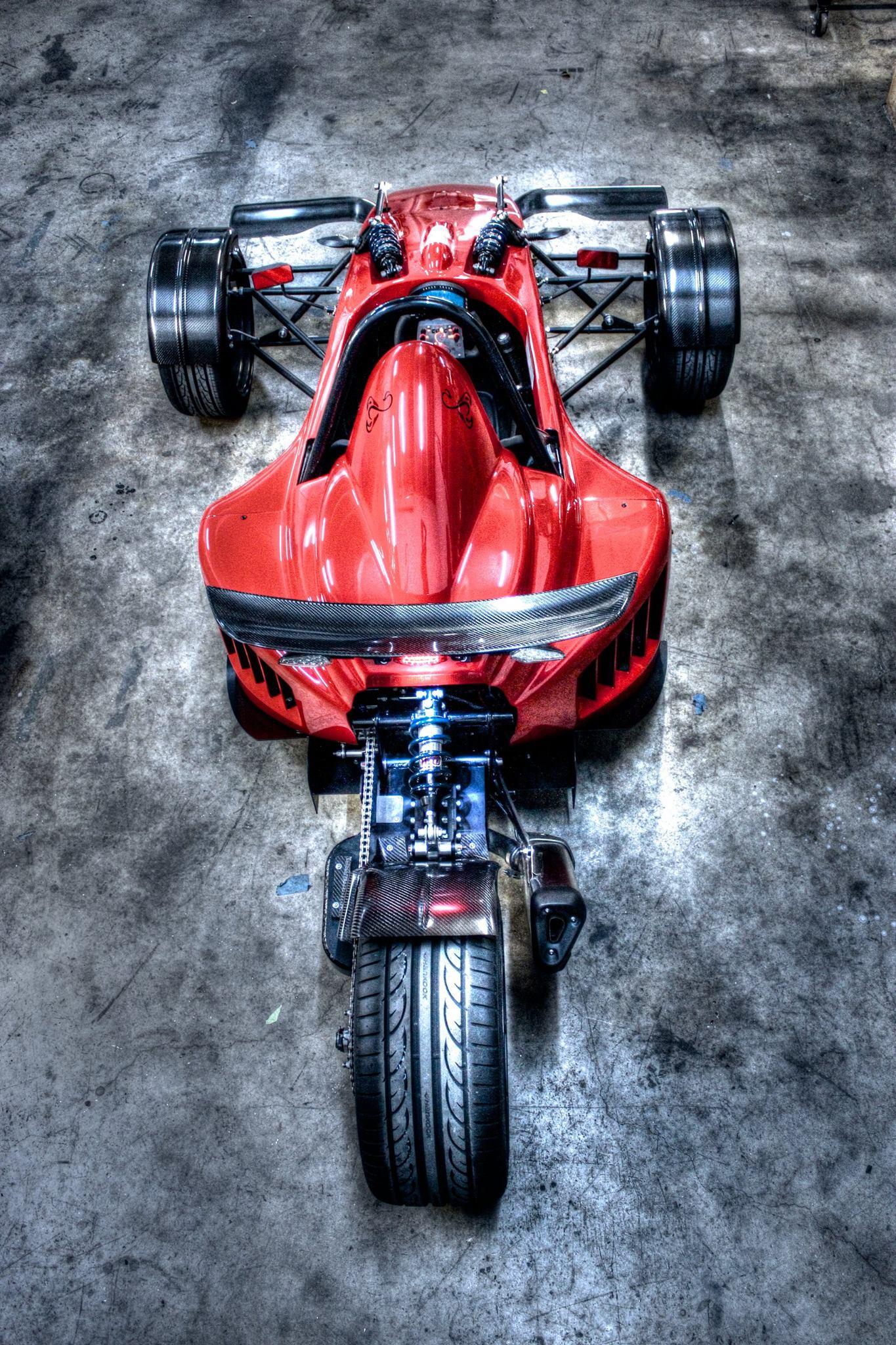 Meet Morgan Wheelers Nemesis The Scorpion P Videophoto Gallery on Morgan Motors