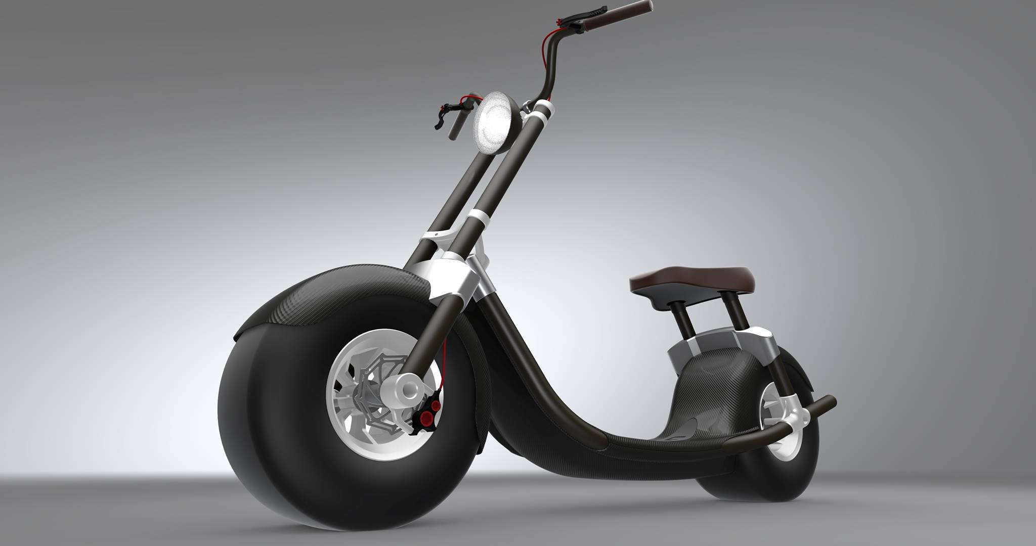 Meet Scooterson The World S First Smart Electric Kick Scooter Autoevolution