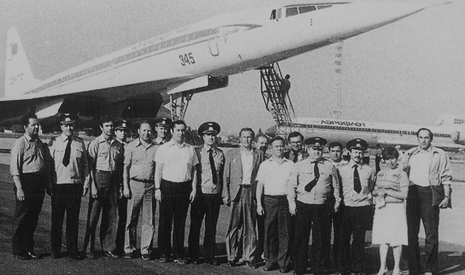 Meet The Soviet Supersonic Aircraft Tu 144 The Result Of
