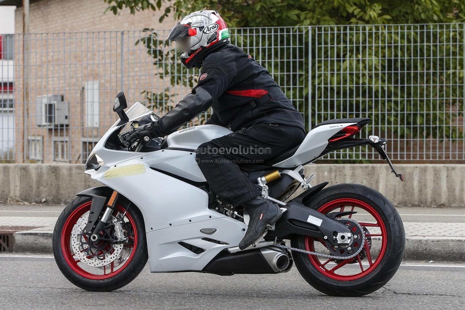 New Ducati Bike Price