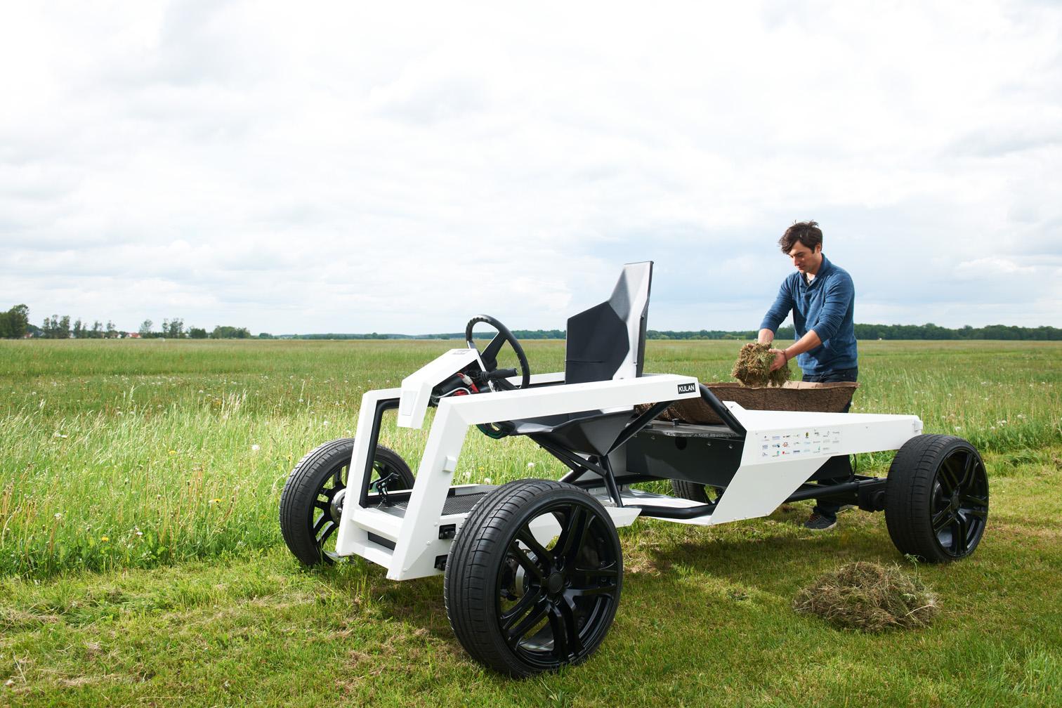 Meet the KULAN - Your Next Lightweight Electric Tractor ...