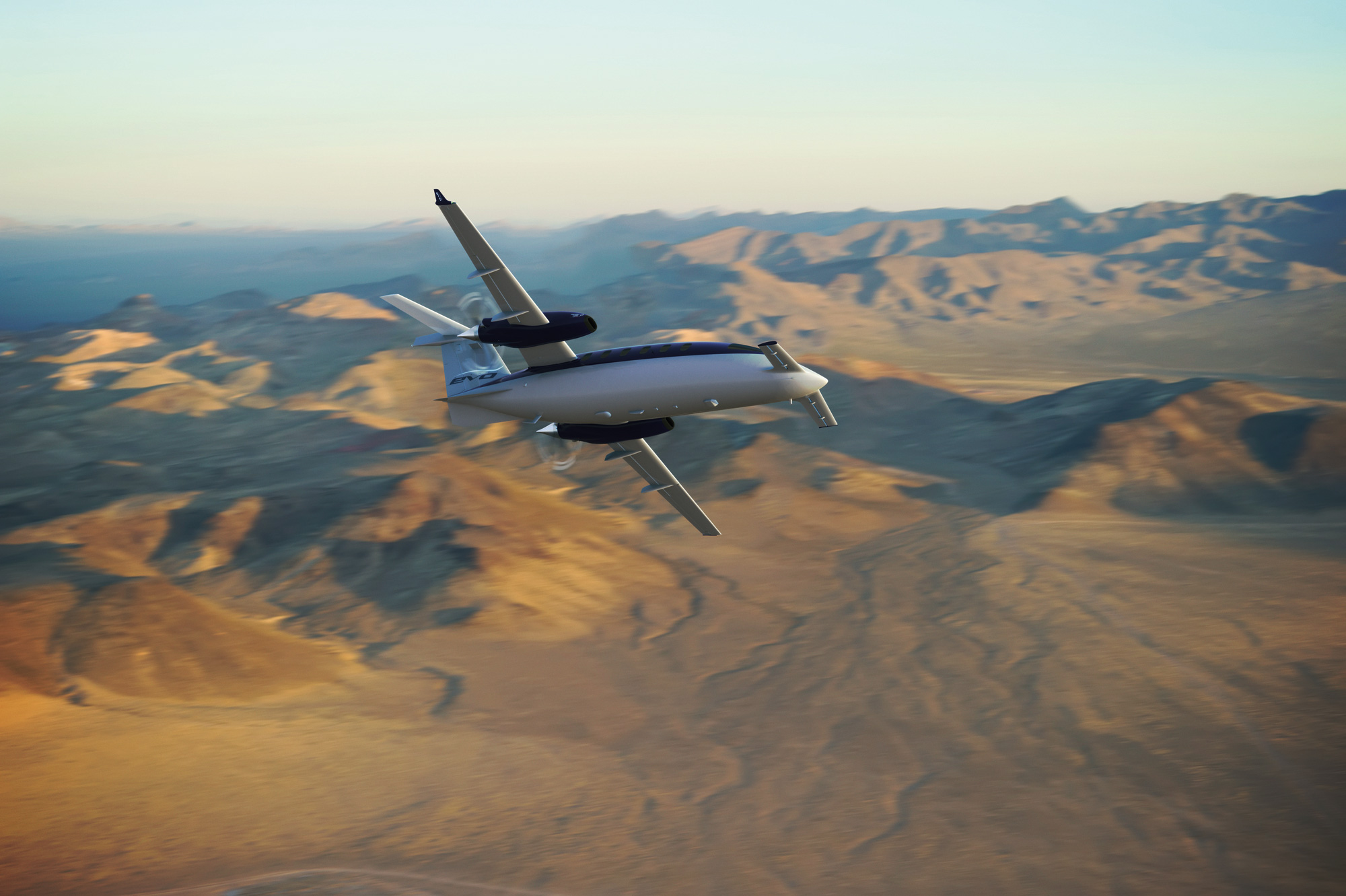 Meet The World S Fastest Civil Turboprop In Production Autoevolution