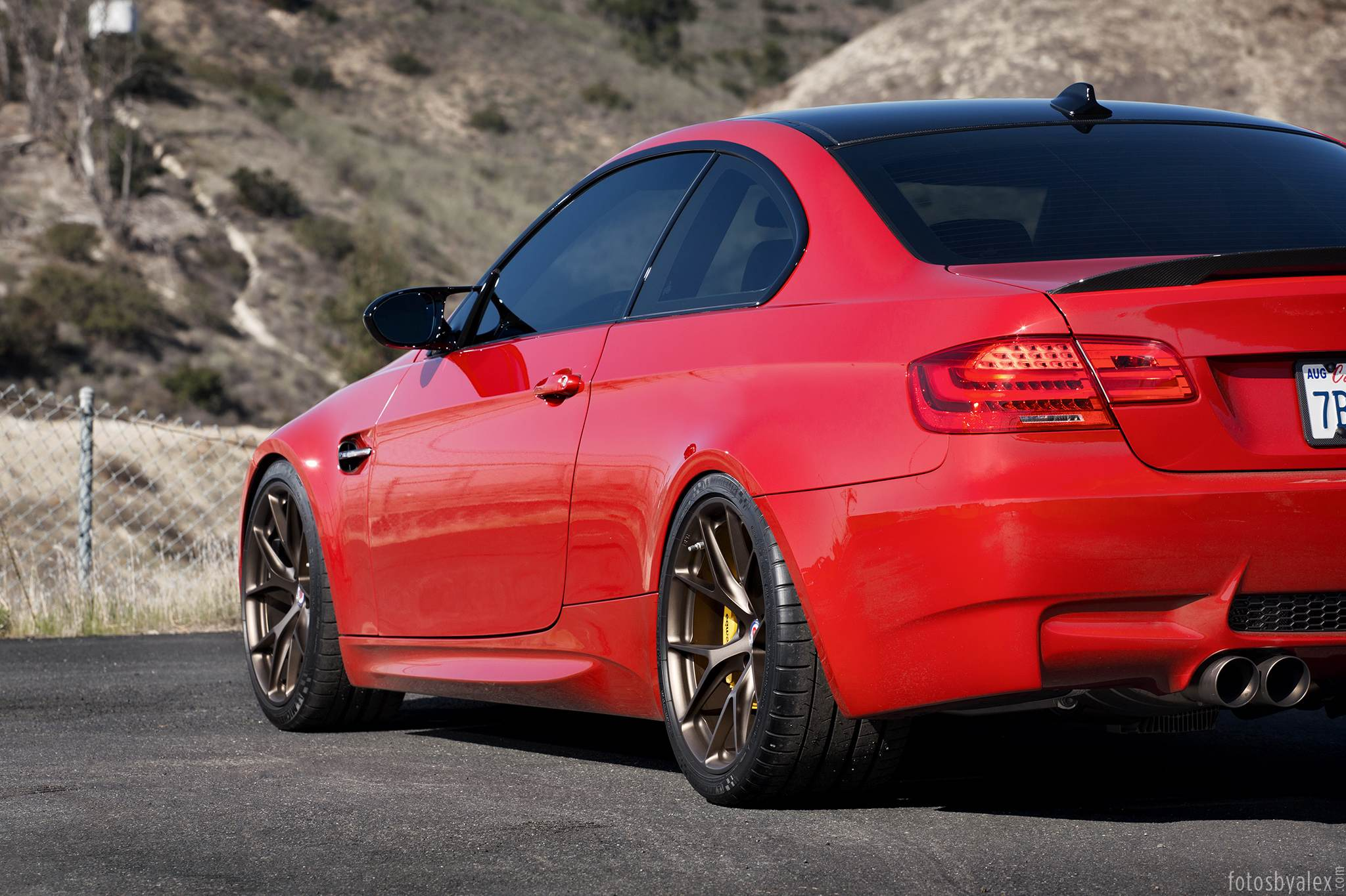Melbourne Red Bmw M3 Is Back Showing Us The Good Stuff