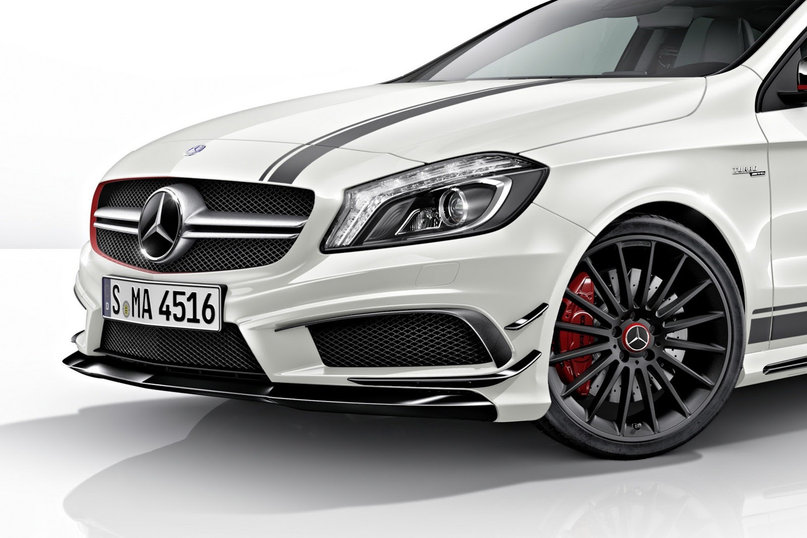 Mercedes a45 amg edition 1 goes on sale autoevolution for Mercedes benz a45 amg
