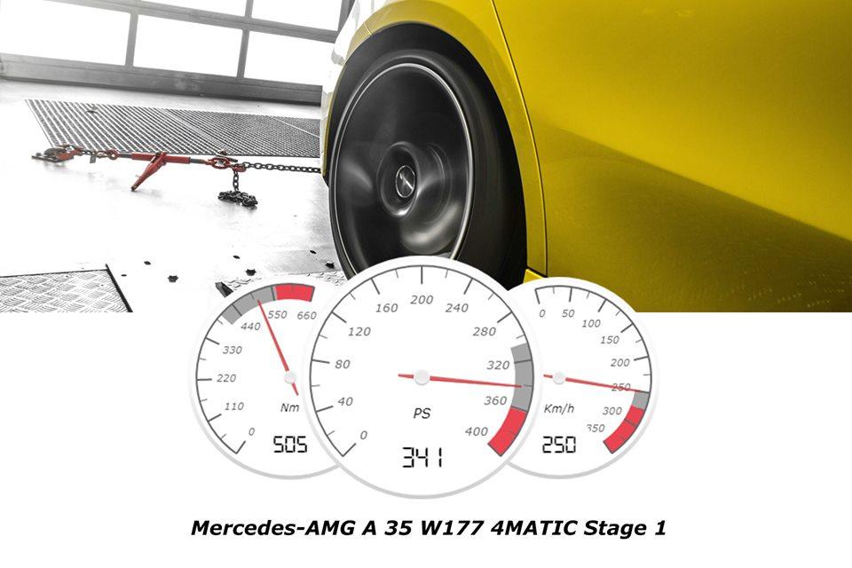 Watch a Renntech Mercedes CLS63 AMG Go Crazy on Donuts