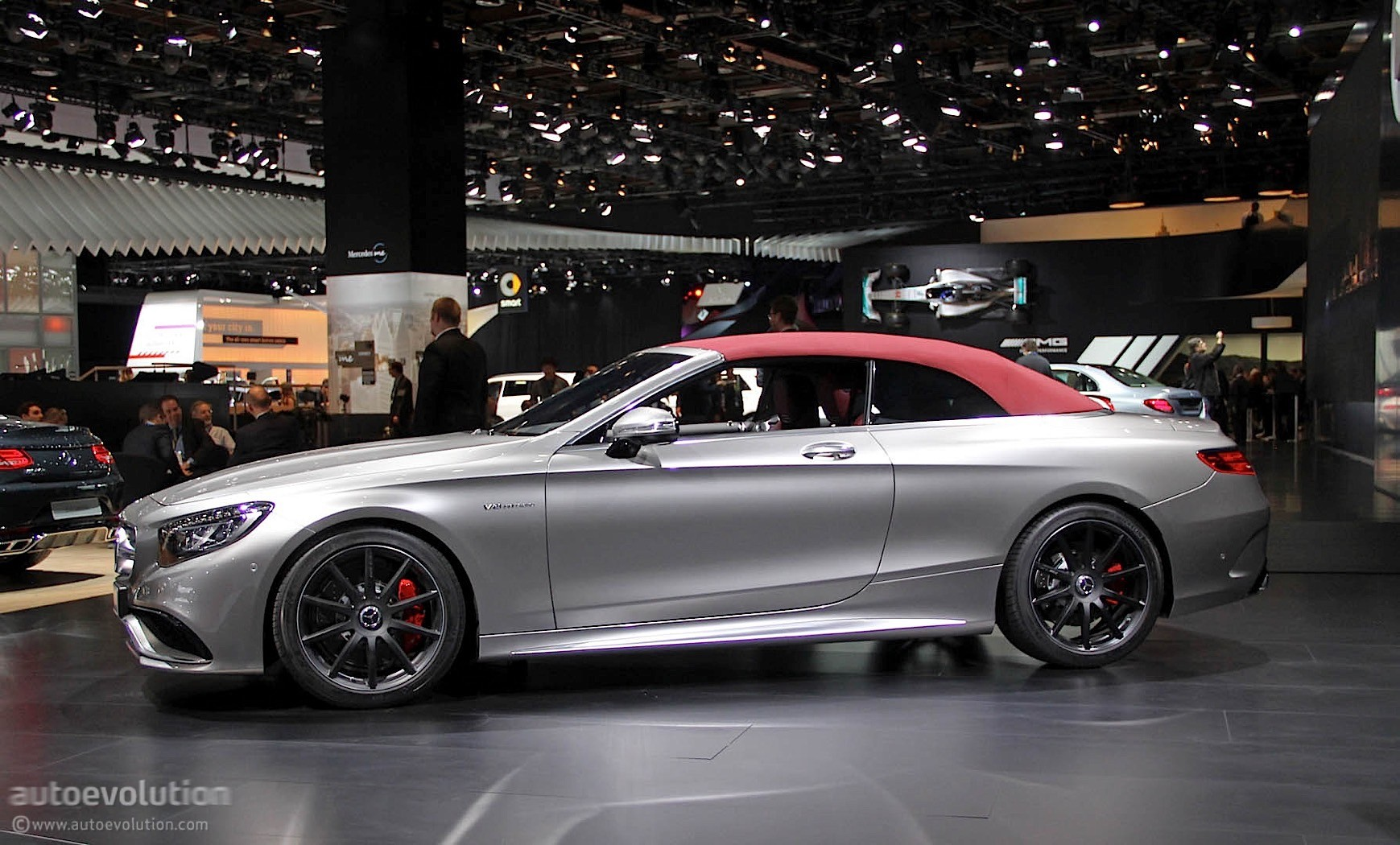 Mercedes-AMG S63 Cabriolet Edition 130 Sexifies the 2016 ...