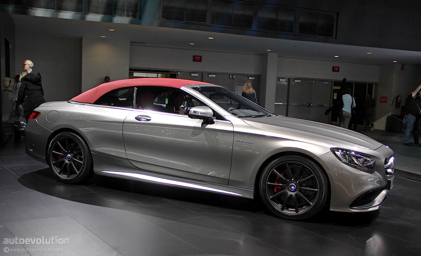 Mercedes AMG S63 Cabriolet Edition 130 Sexifies The 2016