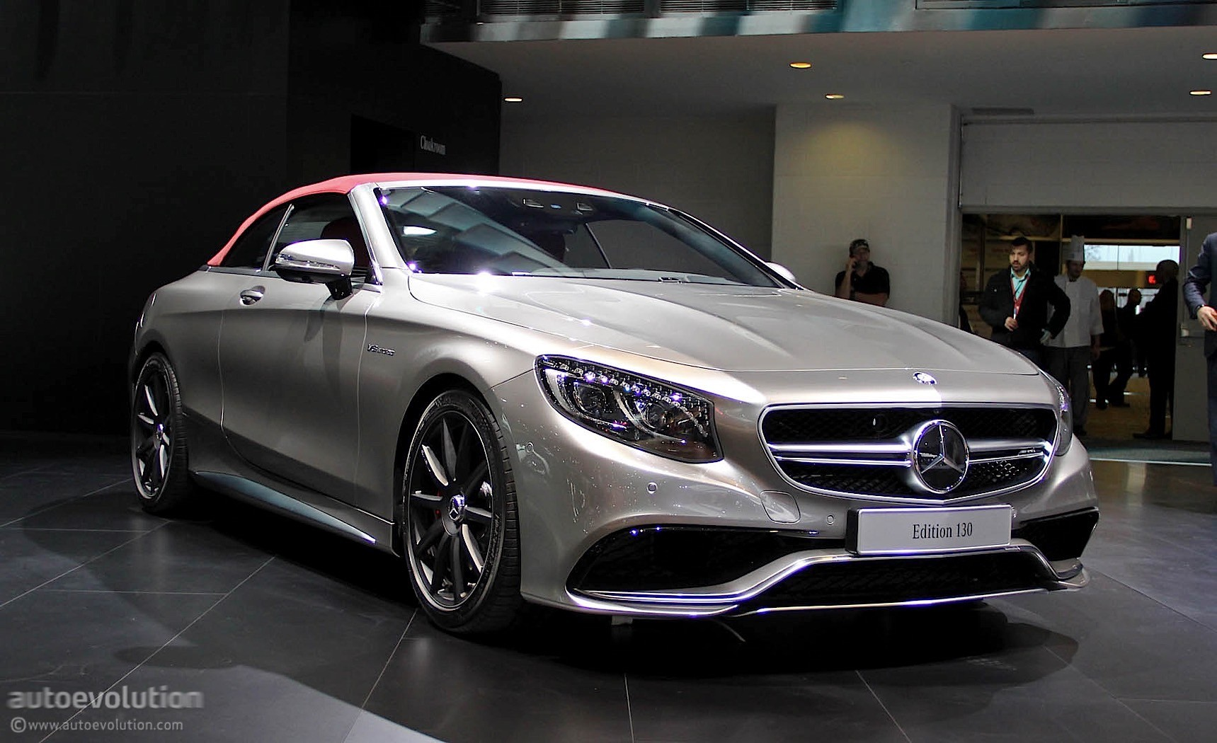 mercedes amg s63 cabriolet edition 130 sexifies the 2016. Black Bedroom Furniture Sets. Home Design Ideas