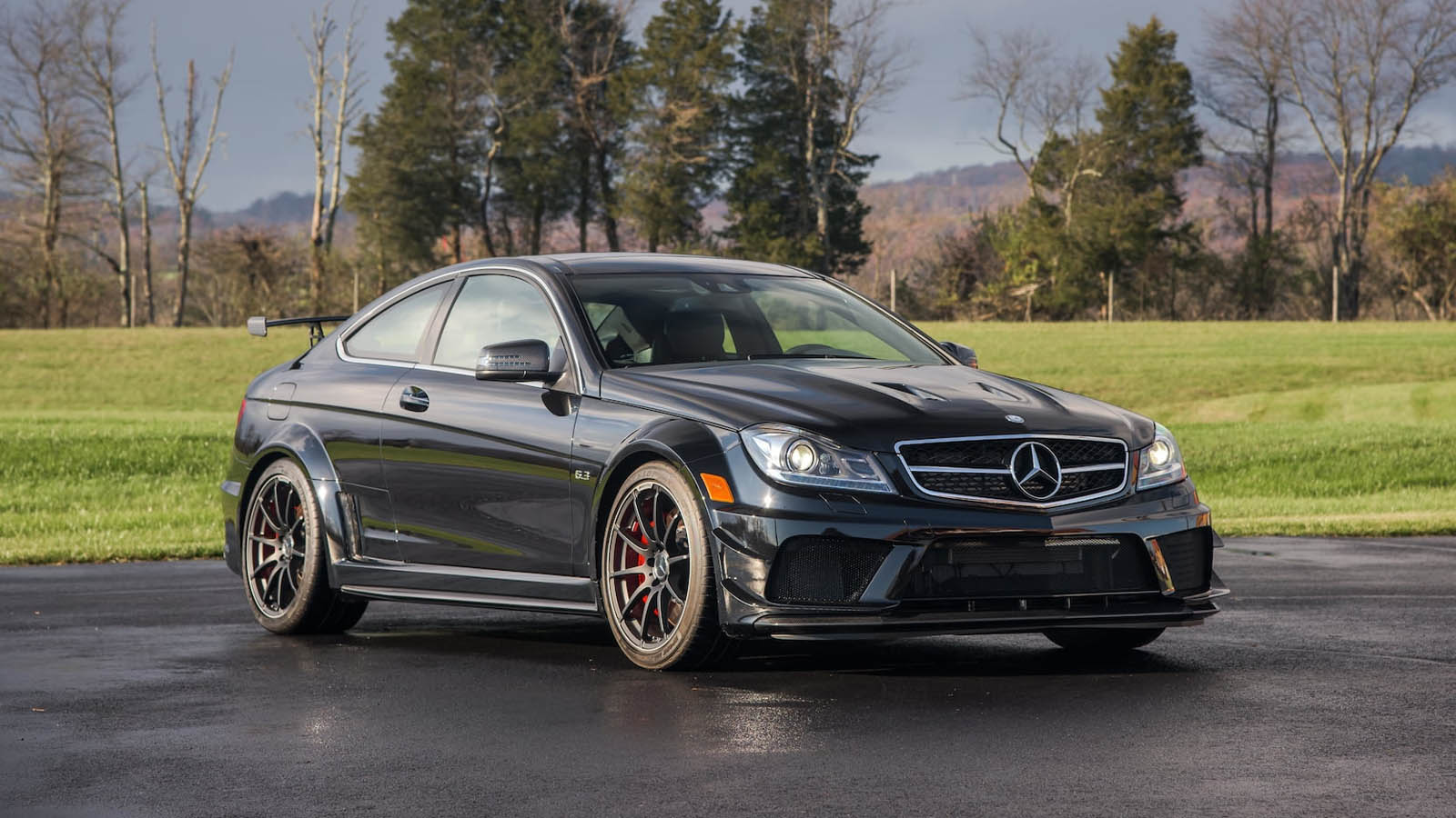Mercedes amg black series collection for sale in florida for Mercedes benz c63 amg black series for sale