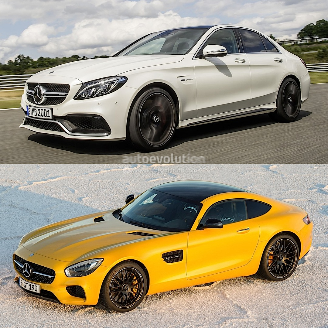 Mercedes Amg C 63 Vs Mercedes Amg Gt How Do They Stack Up