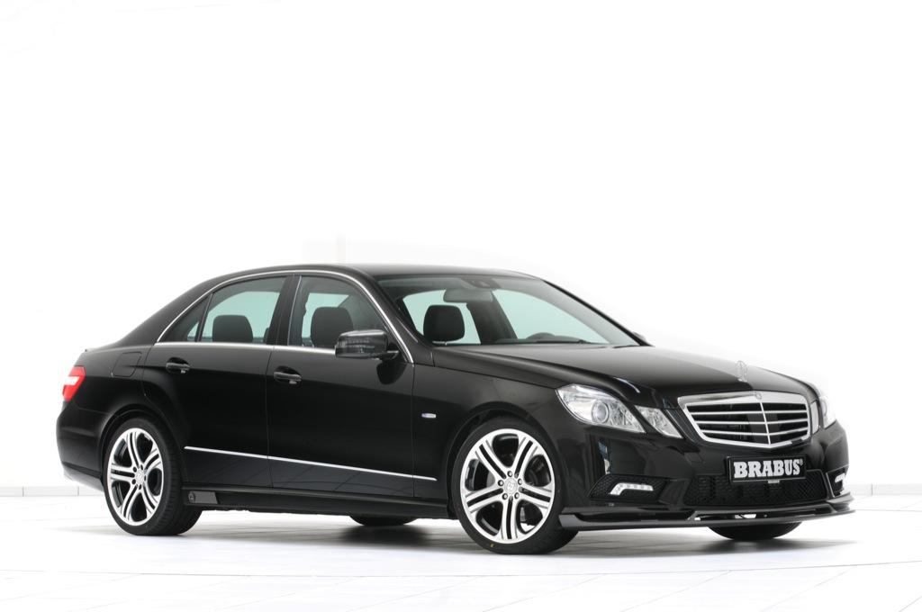 mercedes amg e klasse upgraded by brabus autoevolution
