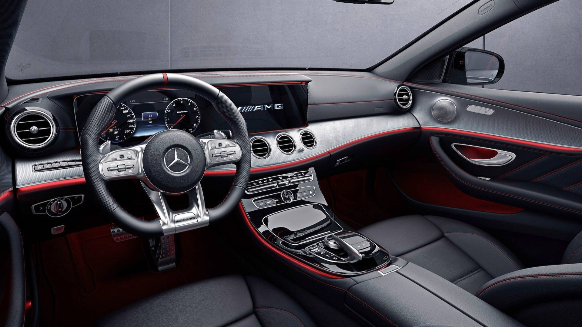 mercedes amg e53 4matic saloon and estate uk pricing announced autoevolution. Black Bedroom Furniture Sets. Home Design Ideas