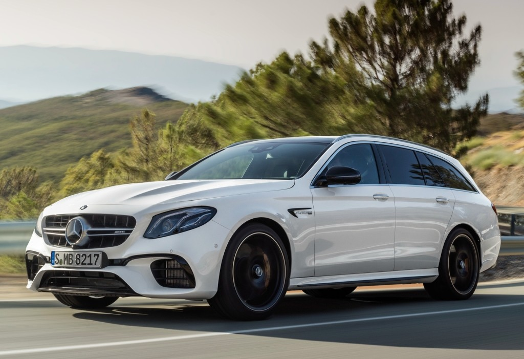 Mercedes amg e63 t modell s213 priced from eur 112 907 for Mercedes benz e 63 amg