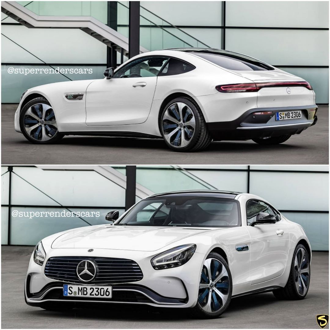 2014 - [Mercedes-AMG] GT [C190] - Page 32 Mercedes-amg-eq-gt-looks-like-the-electric-sls-reboot_1
