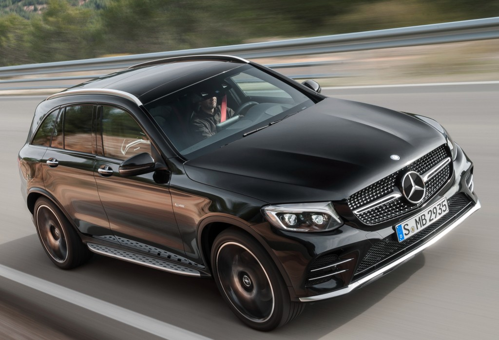 2017 Mercedes-AMG GLC 43 4Matic Is a 367 HP Audi Killer with a Twin ...