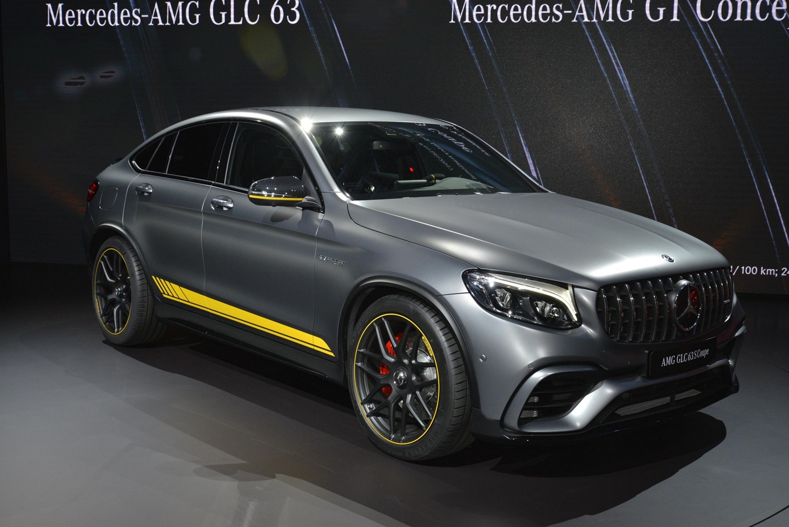 Mercedes-AMG GLC 63 S Has Two Bodies and Panamericana ...