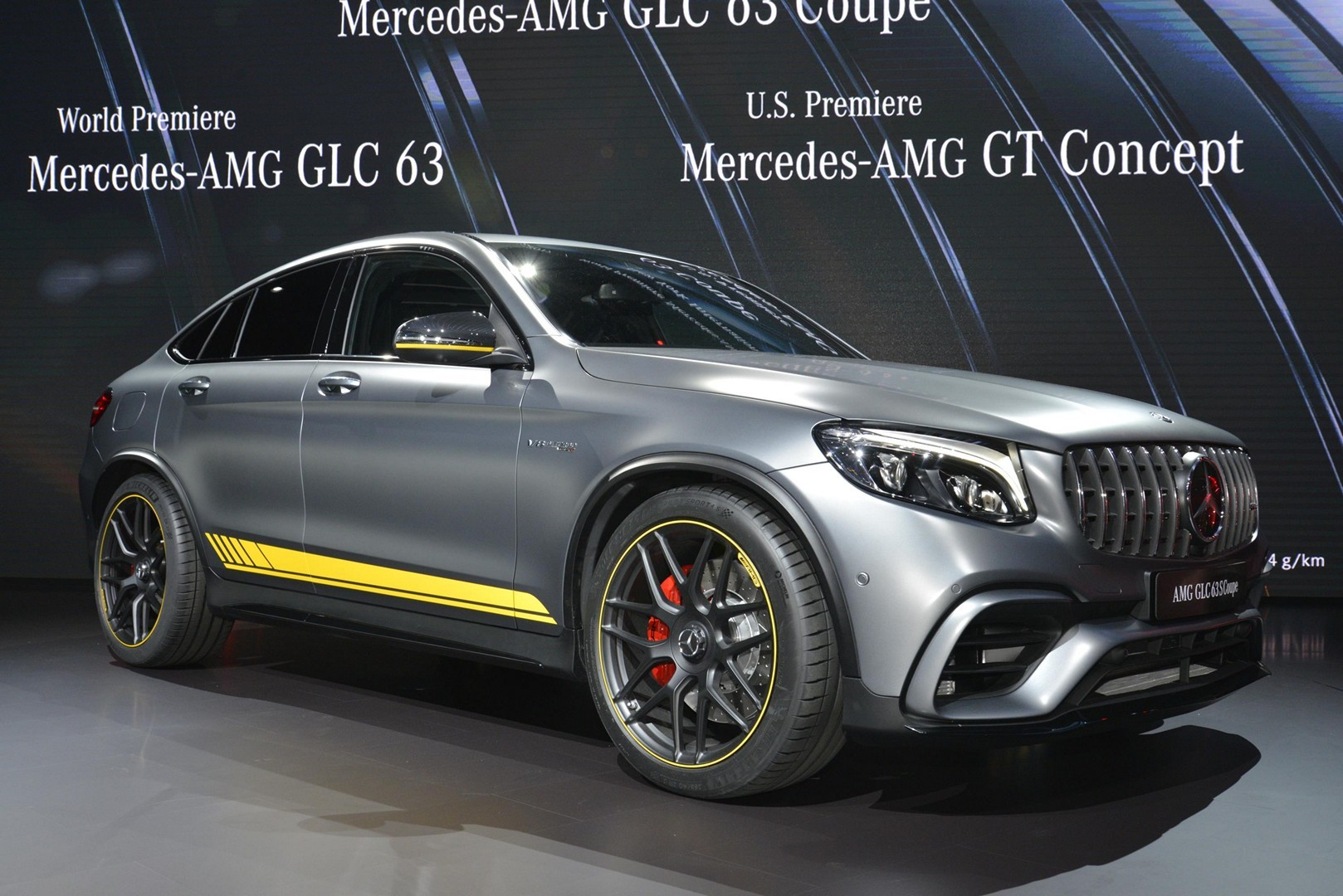 Mercedes Amg Glc 63 S Has Two Bodies And Panamericana