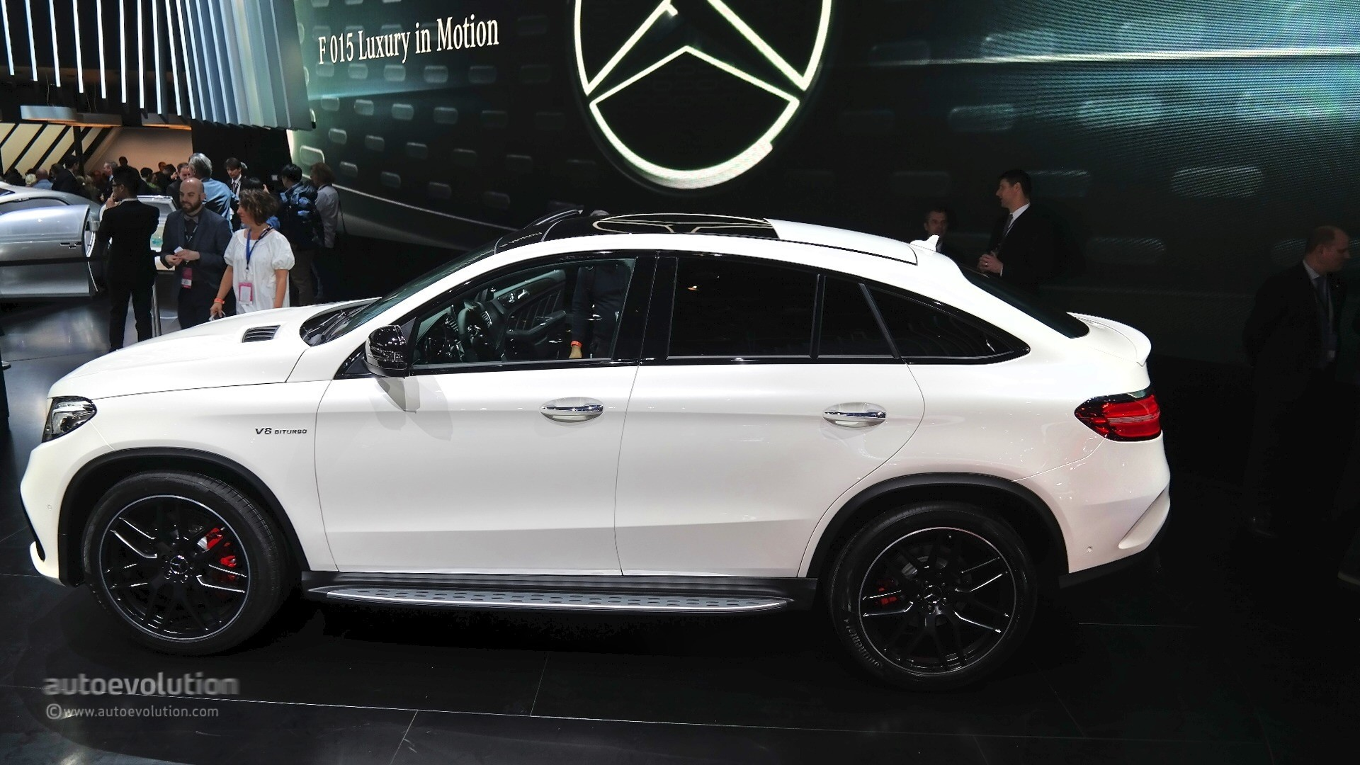 Mercedes amg gle63 s coupe is too much in the flesh at the for How much is a mercedes benz amg