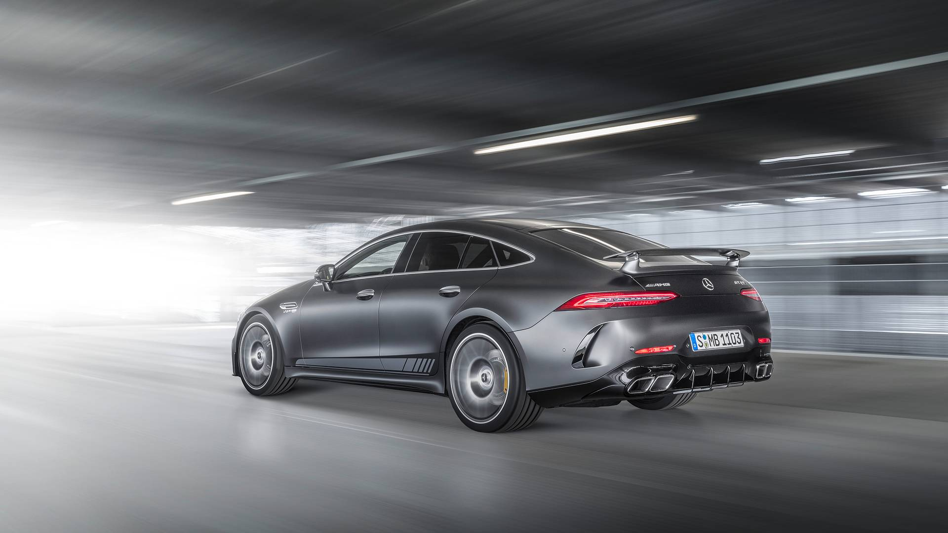 mercedes amg gt 63 s 4matic edition 1 priced at eur. Black Bedroom Furniture Sets. Home Design Ideas
