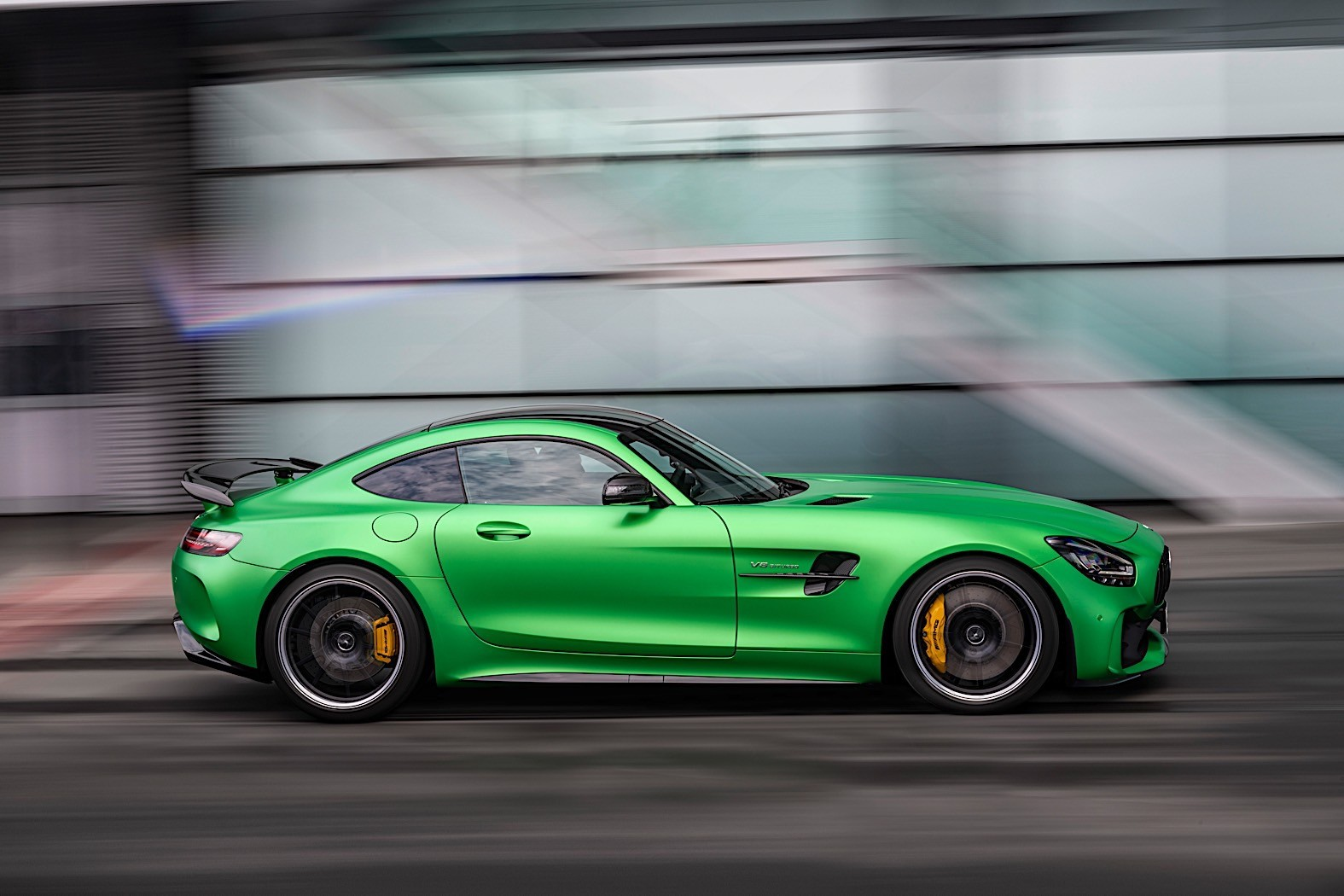 2020 Mercedes Amg Gt