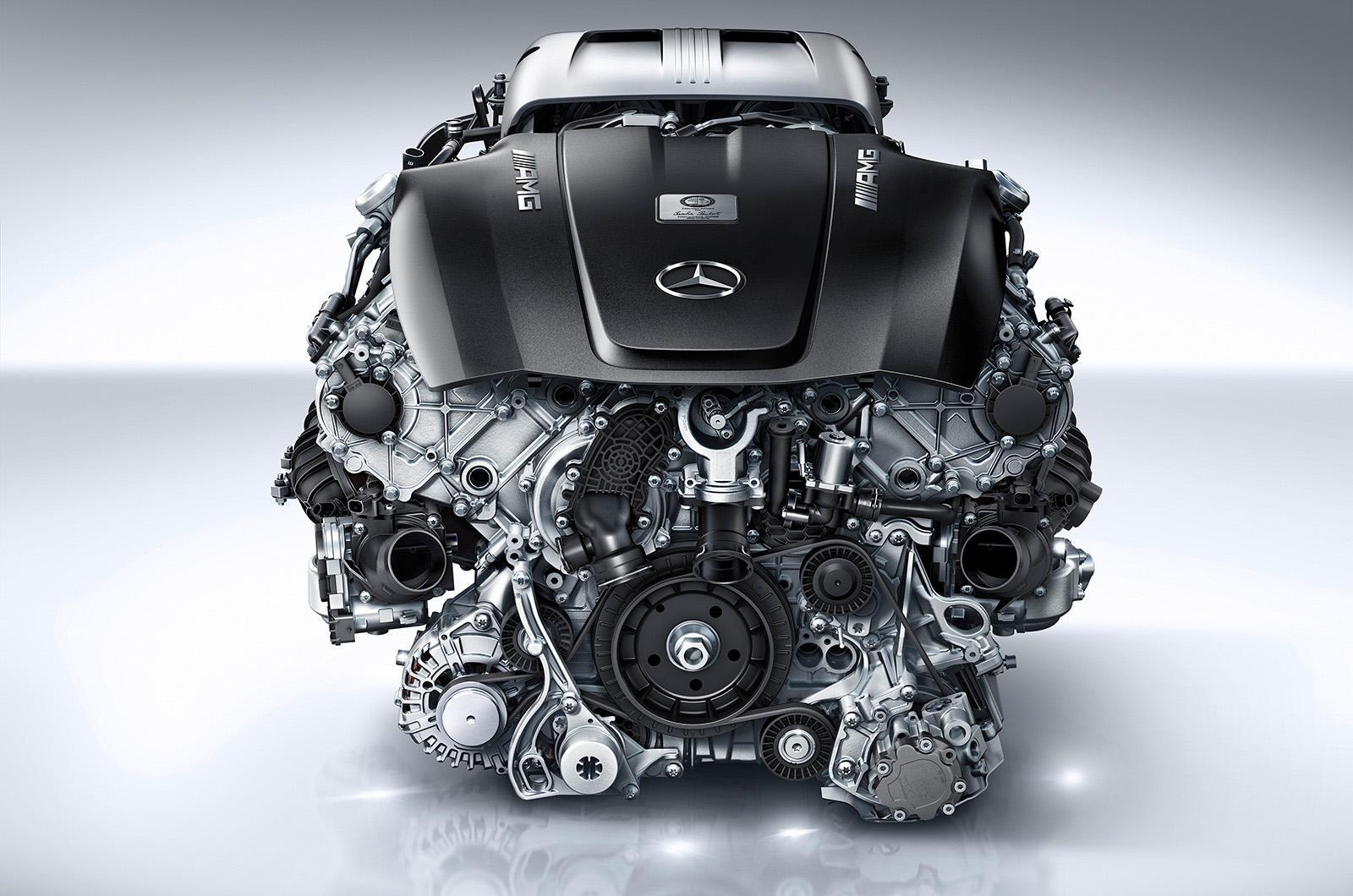 Mercedes-AMG GT M178 Engine Specs Unveiled - autoevolution