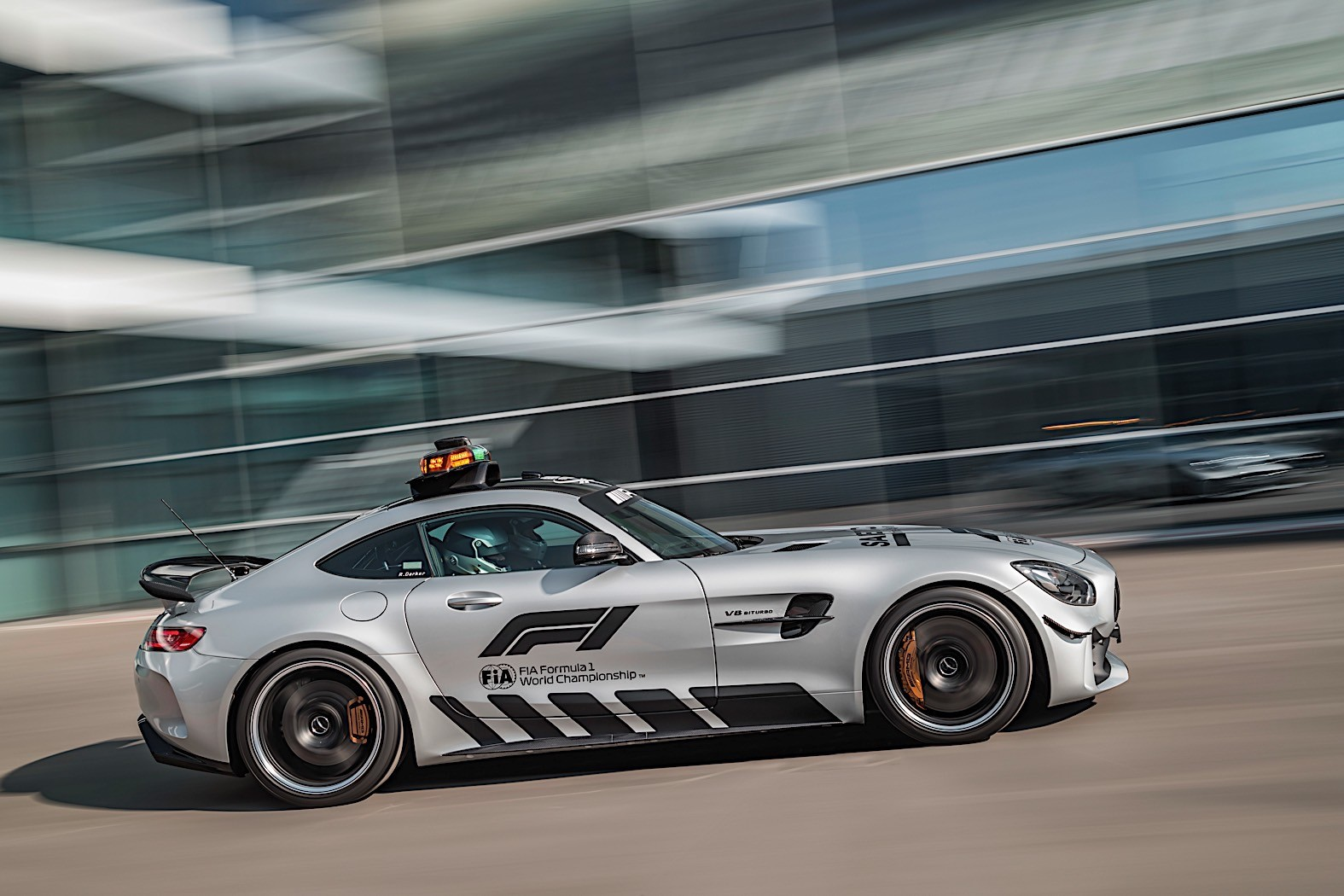 Mercedes-AMG GT R Is One Powerful F1 Safety Car