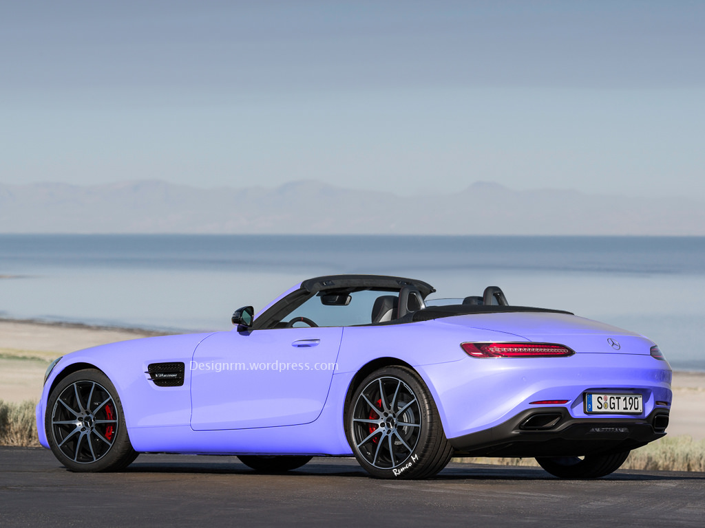 Mercedes amg gt roadster not likely but here 39 s a for Mercedes benz amg gt roadster