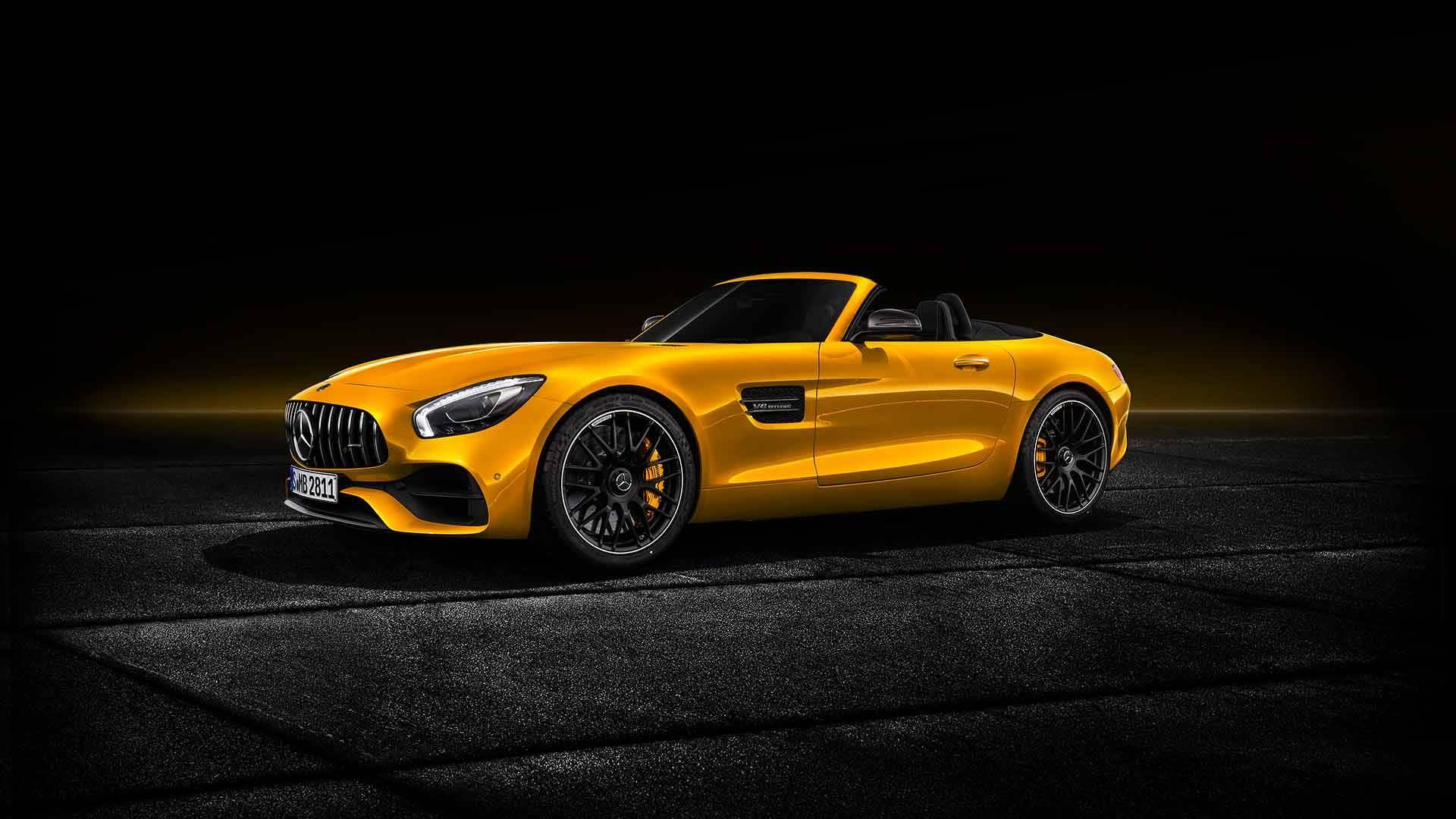 Mercedes Benz  Door Sports Car