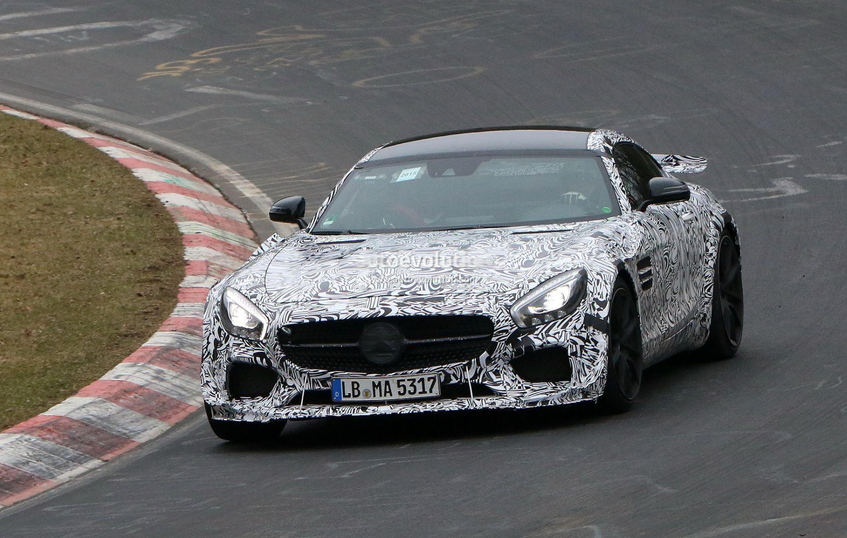 Mercedes New Aerodynamics