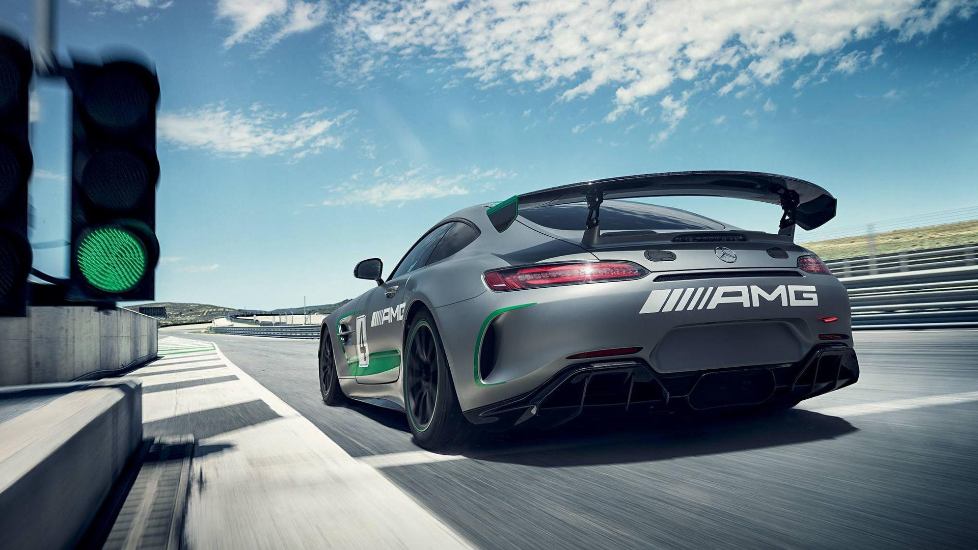 Gle Mercedes 2018 >> Mercedes-AMG GT4 Is One Expensive Customer Racing Car - autoevolution