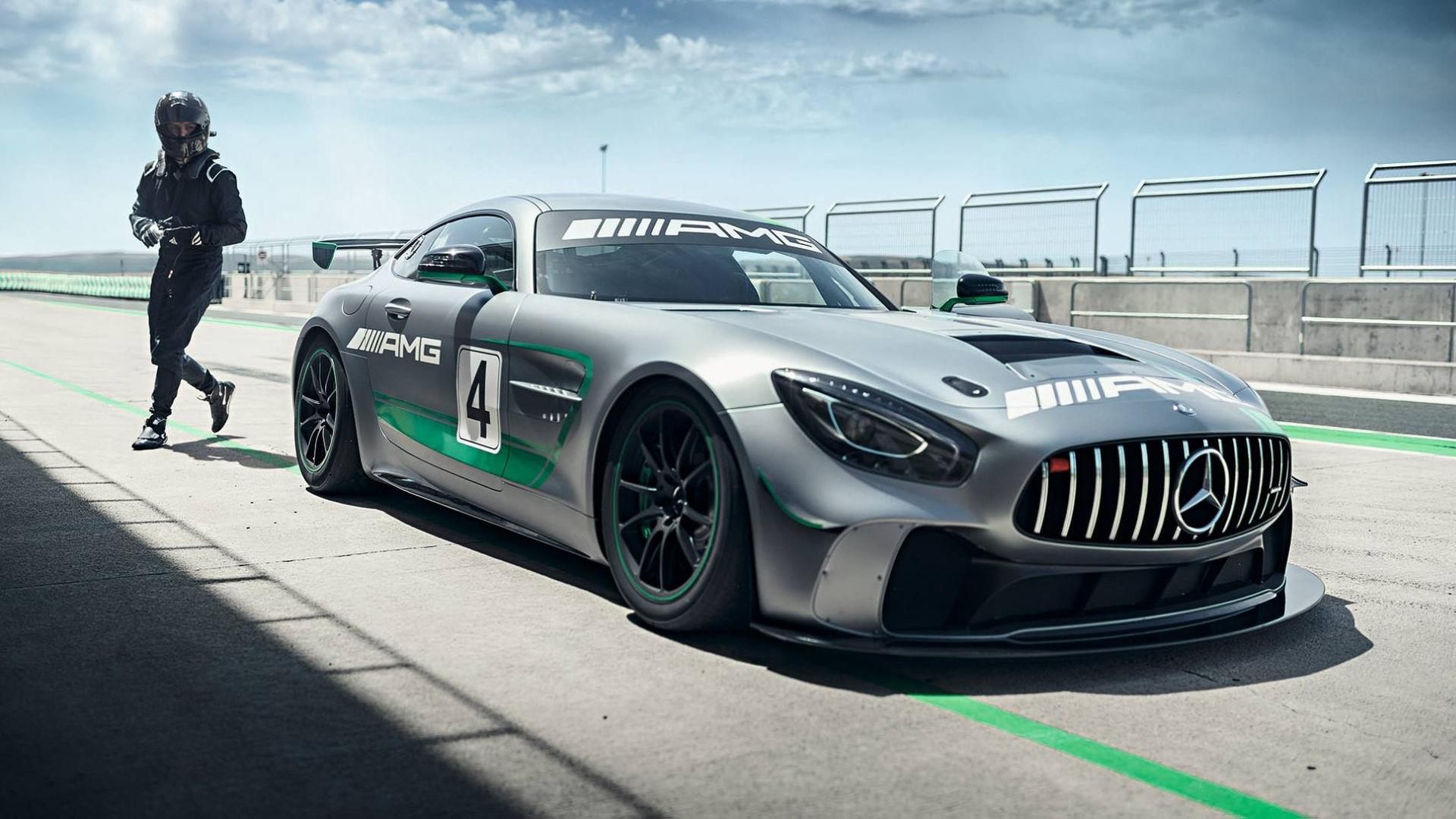 mercedes amg gt4 is one expensive customer racing car autoevolution. Black Bedroom Furniture Sets. Home Design Ideas