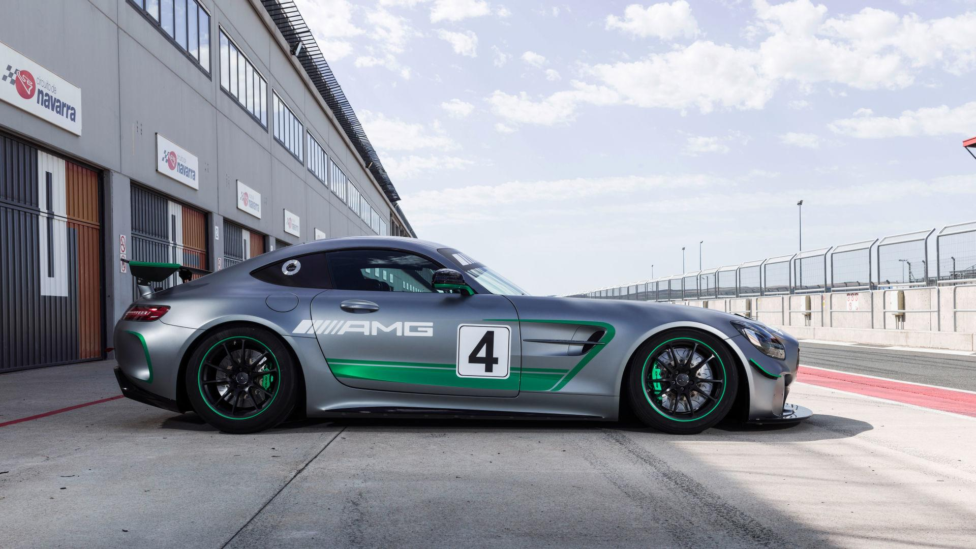 mercedes amg gt4 is one expensive customer racing car On mercedes benz racing