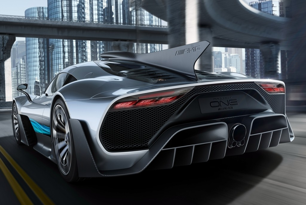 Mercedes Amg Project One Roadster Looks Amazing Sadly Won