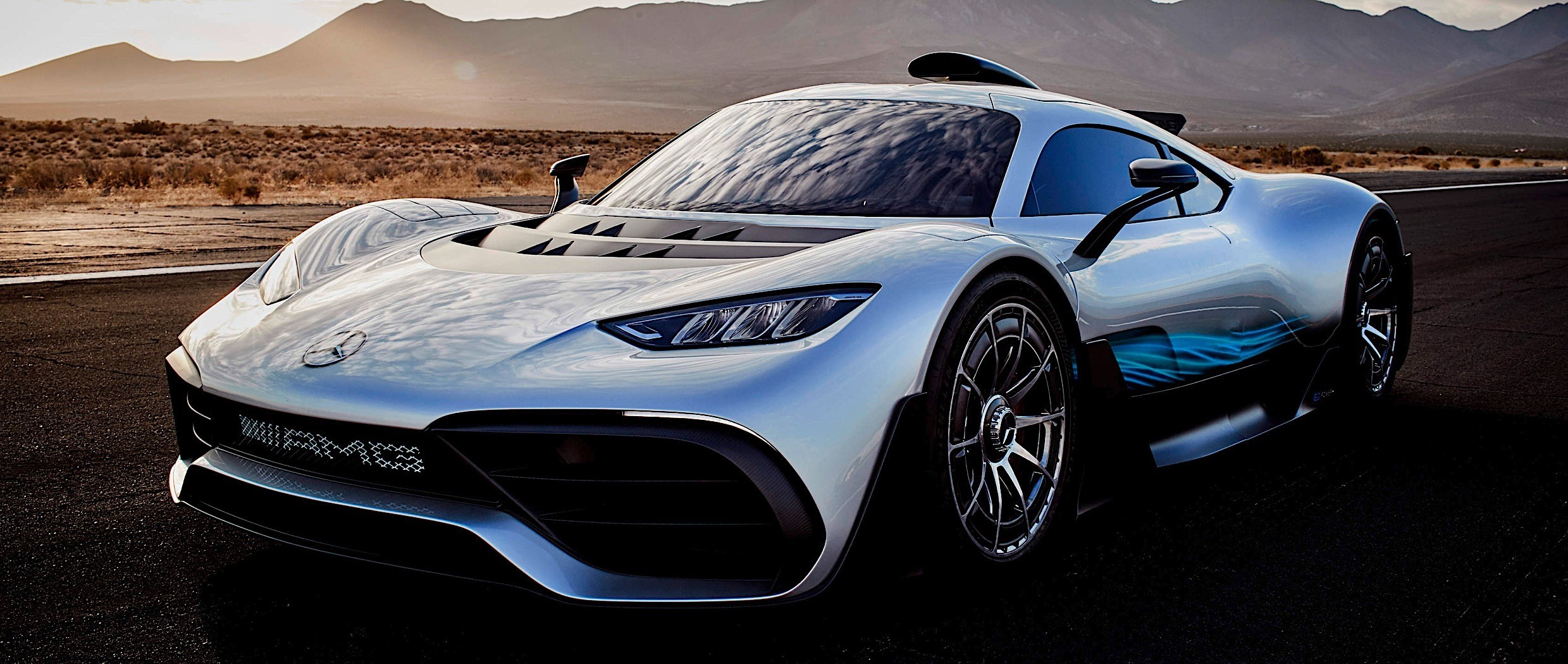 mercedes amg project one shines in new wallpaper gallery autoevolution. Black Bedroom Furniture Sets. Home Design Ideas