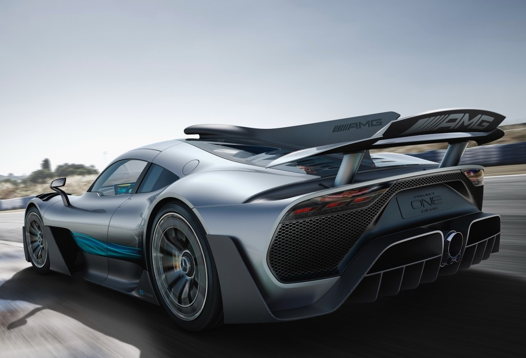 mercedes amg project one successor will borrow formula e technology autoevolution. Black Bedroom Furniture Sets. Home Design Ideas
