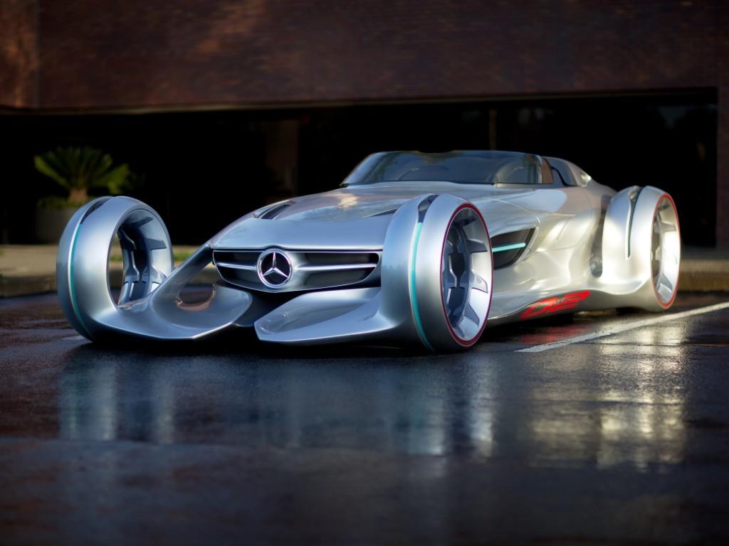 Mercedes Amg Hypercar Teased At Ces Has Formula Car