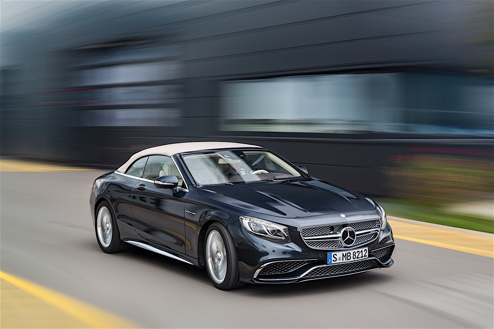 Mercedes amg s65 cabriolet rounds off affalterbach s v12 for Mercedes benz different models