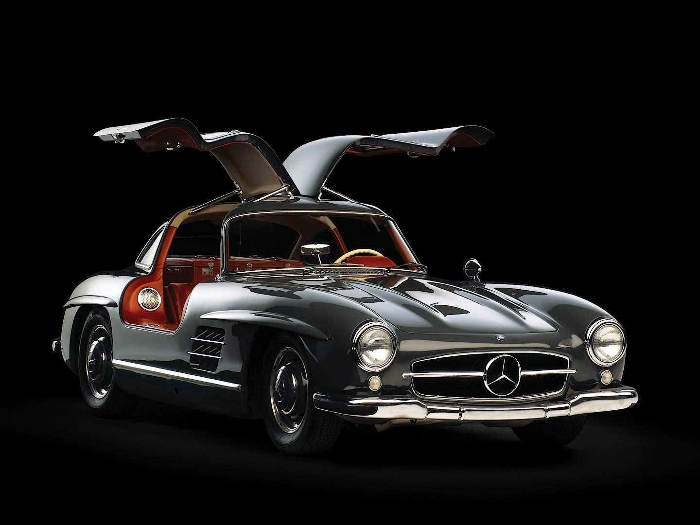 Mercedes Benz 300 Sl In Top 5 Dream Cars By Ams