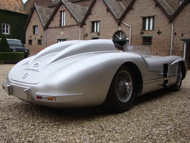 Mercedes For Sale >> Mercedes-Benz 300 SLR Replica For Sale - a Cool One ...