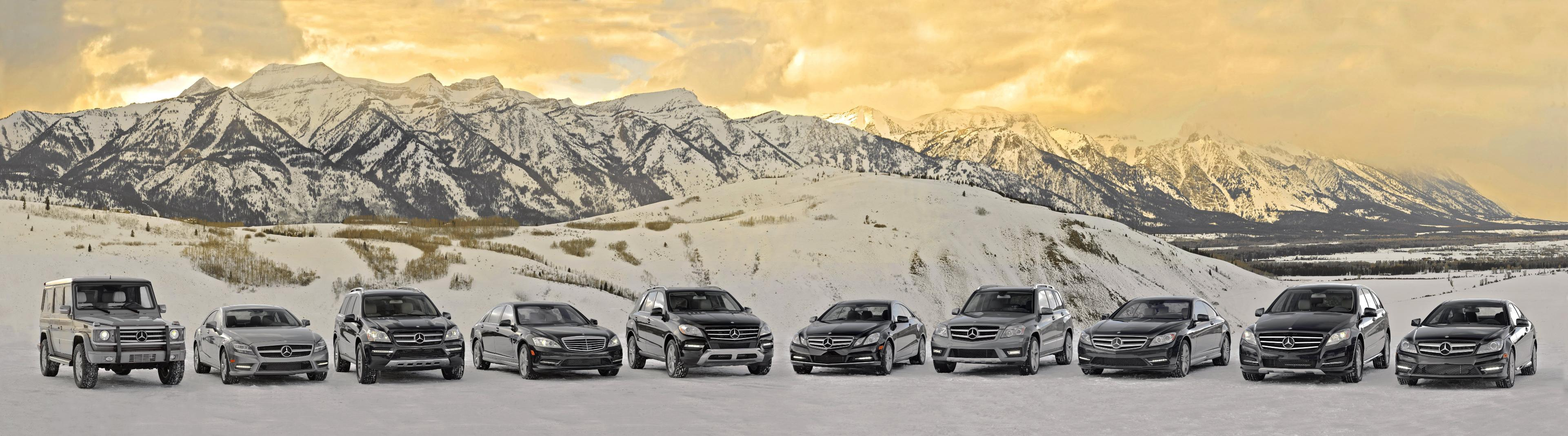 Mercedes Amg Glc 43 A Selection Of Benz Models With 4matic Technology