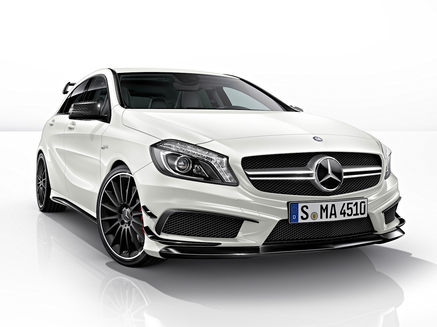 Mercedes benz a 45 amg gets priced in malaysia autoevolution for The latest mercedes benz