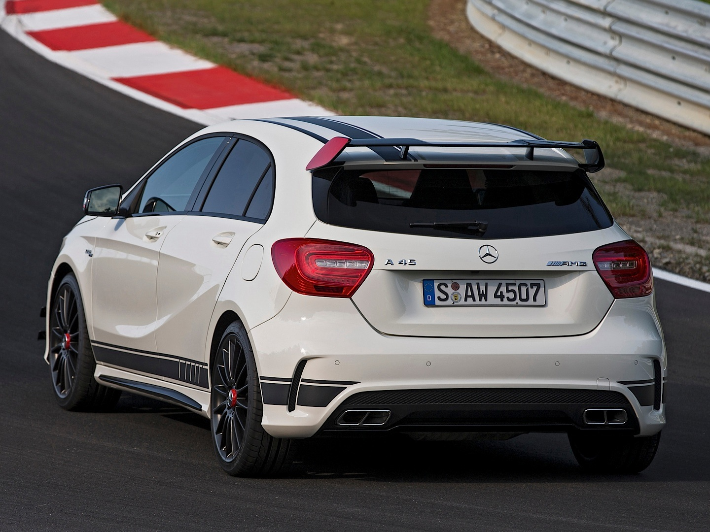 Audi Vs Mercedes >> Mercedes-Benz A 45 AMG Gets Priced in Malaysia - autoevolution