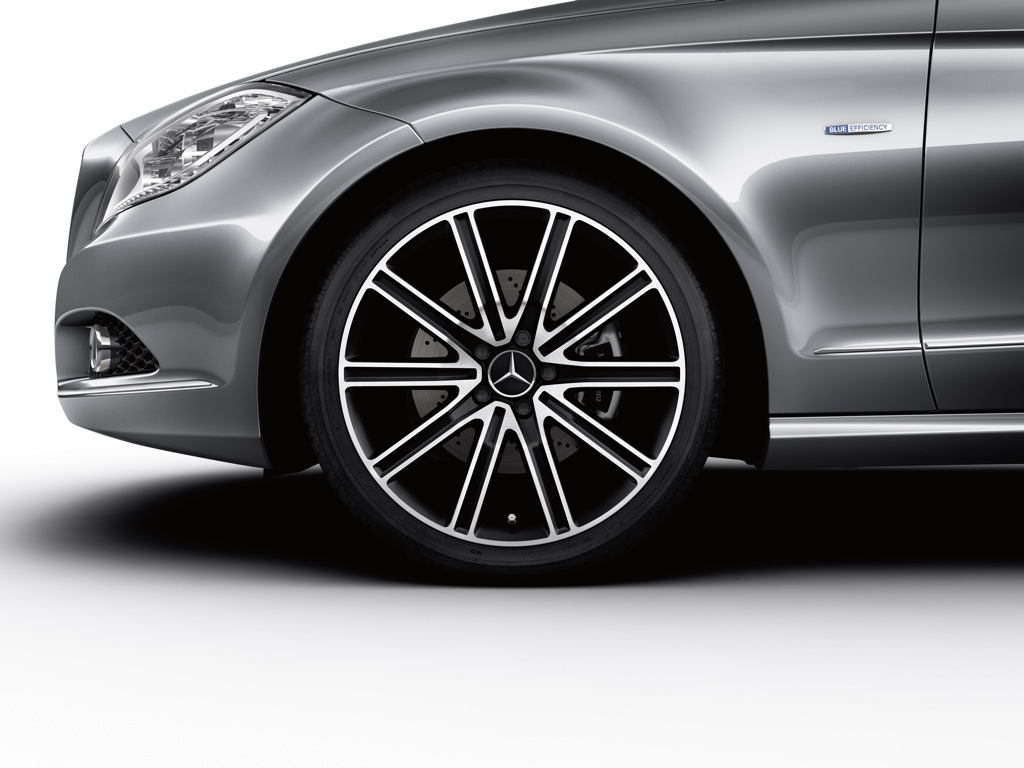 Mercedes benz accessories adds new light alloy wheels for Mercedes benz mag wheels