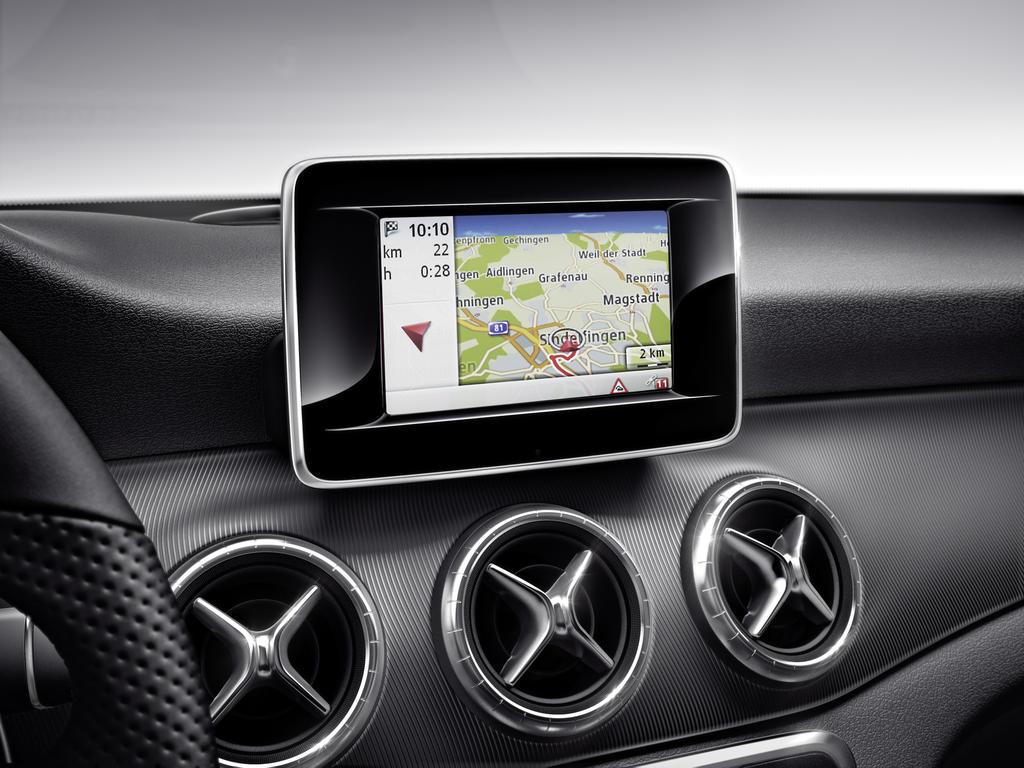 Mercedes Benz Cla >> Mercedes-Benz Announces 2014 CLA Accessories - autoevolution